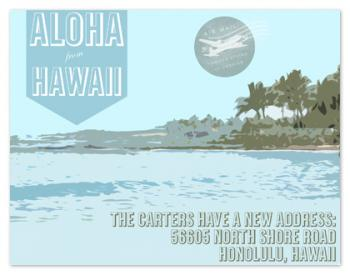 Aloha Moving Announcements