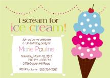 Ice Scream Social by Green Ink