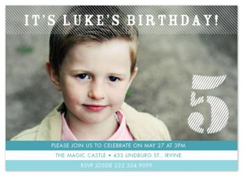 fine lines Party Invitations