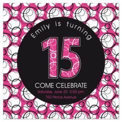Happy fifteen