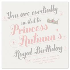 A Royal Princess Party