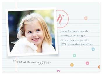 classroom notes Party Invitations