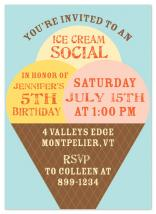 Ice Cream Social by Truly Noted