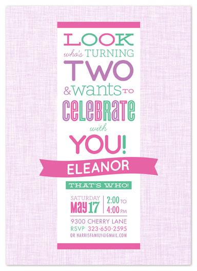 Minted Birthday Invitations was perfect invitation ideas