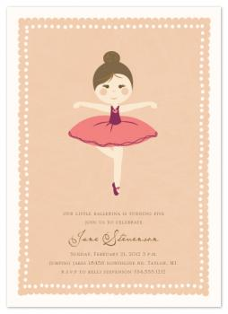 Diary of Jane Party Invitations
