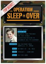 Operation Sleep Over by Scott Chaimowicz