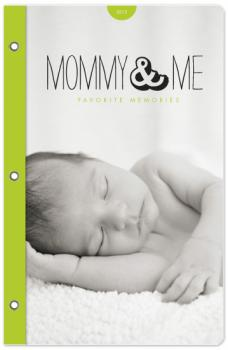 mommy & me Journals