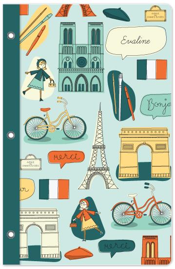 journals - A Little Paris by Sharon Rowan