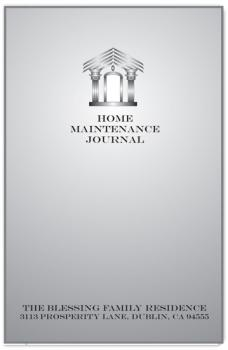 Home Maintenance Journal