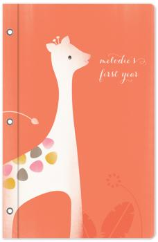 gemma the giraffe Design