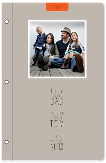 journals - Dad's Many Hats by hapamapa
