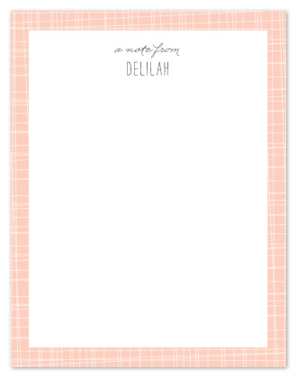personal stationery - Pixie Stick by roxy
