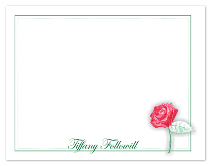 personal stationery - True Love by Shamera Kane