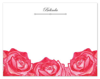 personal stationery - Pure Romance by Shamera Kane