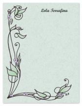 Terrafina Vines & Leave... by Shamera Kane