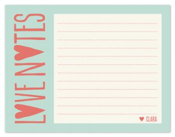love notes Design