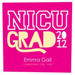 NICU Graduate Art Prints