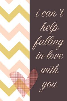 falling in love Art Prints