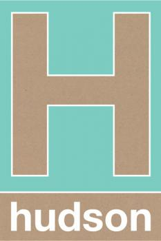 h is for hudson Art Prints
