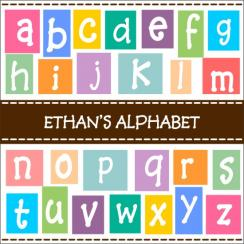 Alphabet Blocks Quilt Art Prints