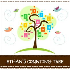 Counting Tree Quilt Art Prints