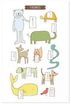 Animal Tutors Art Prints