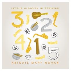 Little Musician in Training Art Prints