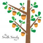 Our Nutty Family by Gemma Haylett
