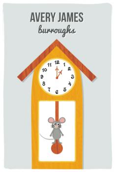 Hickory Dickory Dock Art Prints