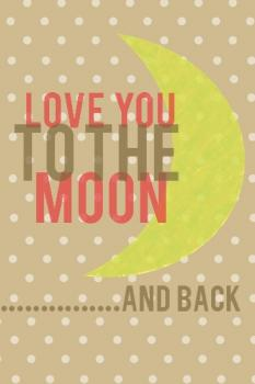 loveyoutothemoon Art Prints
