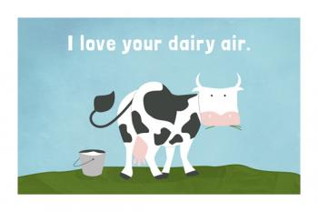 Dairy Air Art Prints