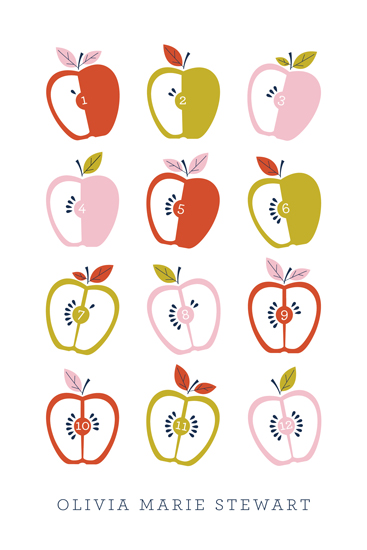 art prints - Appleseed by Oscar & Emma