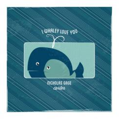 I Whaley Love You Art Prints