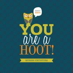 Hoot! Art Prints