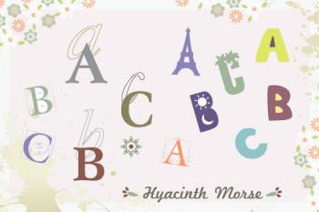 Lots of ABC Art Prints