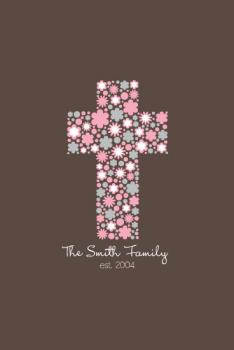 Family Cross Art Prints