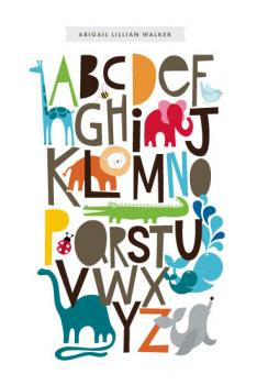 Animals Alphabet Design