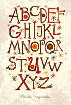 his_funny_alphabet Art Prints