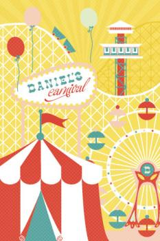 Carnival Hooray Art Prints