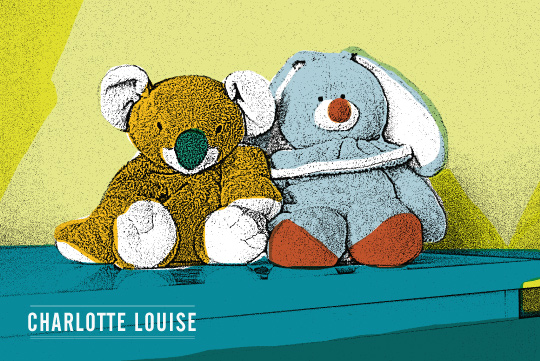 art prints - Best Buddies by Sharon Rowan