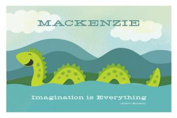 loch ness Art Prints