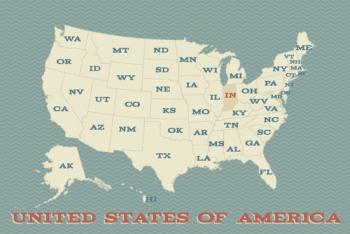 My United States