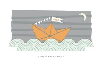 S.S.Merrily Art Prints
