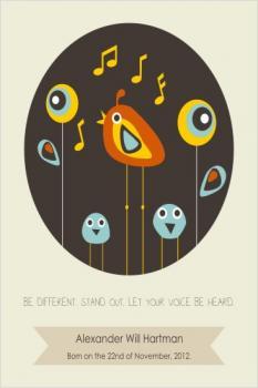 Be Different Art Prints