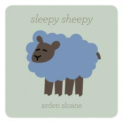 Sleepy Sheepy Art Prints