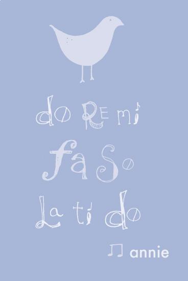 art prints - Do Re Mi by Tate Design