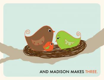 New Baby Bird Art Prints