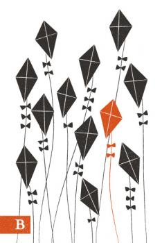 Kite Parade Art Prints