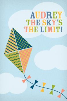Sky's the Limit! Art Prints