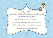 Its a Hoot of a Party by CML Designs